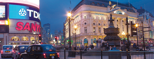 LISA-Sprachreisen-Englisch-London-Central-Piccadilly-Oxford-Street-Sightseeing